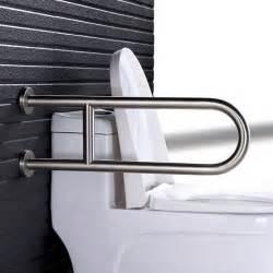 handicap grab bars for bathrooms handicap toilet u shape grab bar with leg support hotel