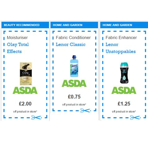 printable vouchers uk 2015 voucher code claim multiple asda voucher codes