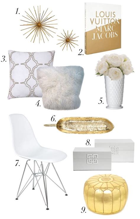 And Gold Home Decor by White And Gold Home Decor Now On Cakeforbreakfastblog B L O G Home Cakes