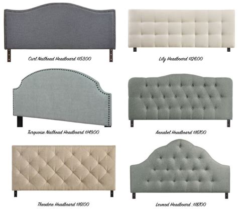 Tufted Headboard Shapes by 25 Best Ideas About Upholstered Headboards On