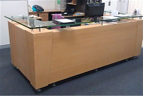Reception Desks Brisbane Used Reception Desks Absoe