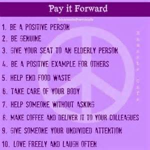 Pay It Forward Essay by Figurative Language Archives Talk School Of Languages