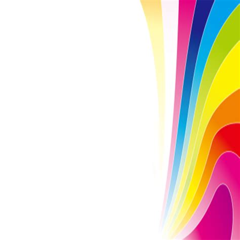 warna warni pelangi latar belakang gambar warna warni