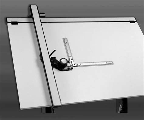Drafting Table Accessories Alvin Craftmaster Ii Glass Top Drafting Table Accessories