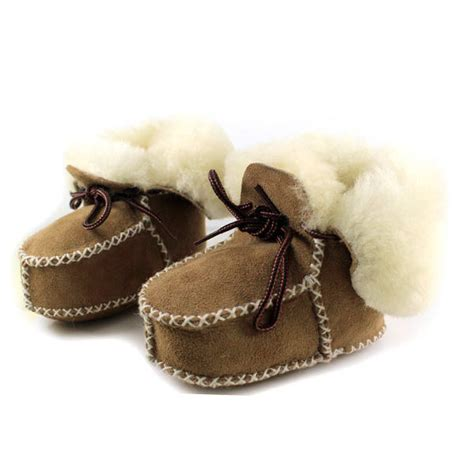 toddler sheepskin slippers surfer baby sheepskin booties suedel wool boots infant