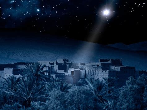 Free Bible Images Angels Announce The Birth Of Jesus To Shepherd Of The Lights
