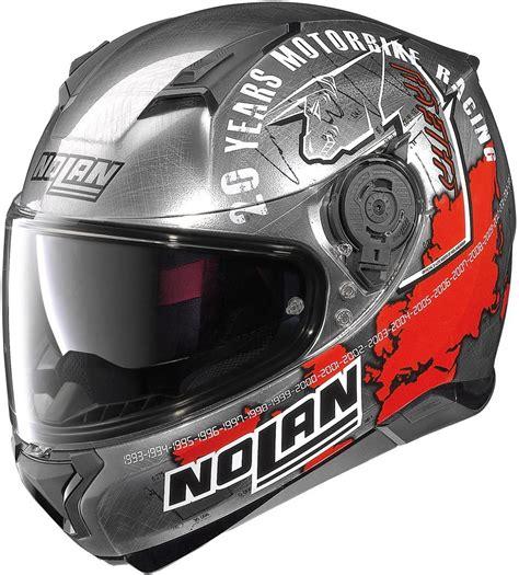 Nolan N87 Stoner Scratch Chrome Nolan Helmets Australia See Our Range Of Nolan