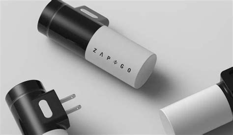 portable capacitor charger zap go graphene supercapacitor 5 minute portable charger gadgetsin