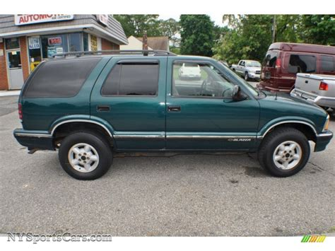 Opel Blazer 1996 1996 chevrolet blazer pictures information and specs