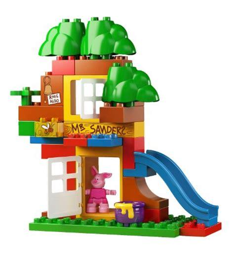 Lego Duplo Eeyore Winnie The Pooh Friend lego duplo winnie the pooh 5947 winnie s house by disney