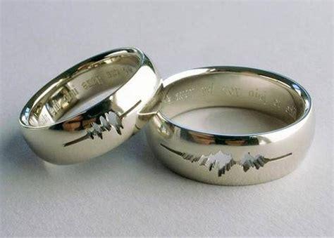2018 engravings on wedding rings
