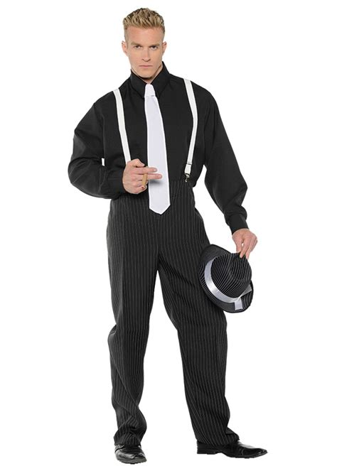 mens 20s costumes costume discounters gangster men costume 1920s costumes