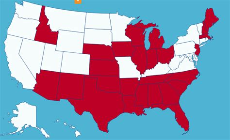 map of us states not accepting syrian refugees which states are refusing syrian refugees and what do