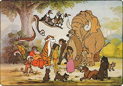 jungle book characters pictures and names jungle book characters names and pictures disney s