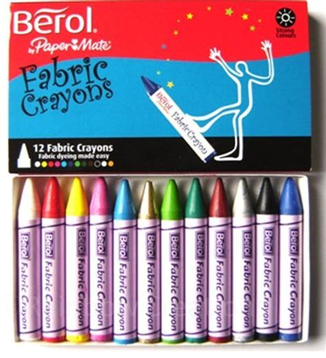 how to remove crayon from upholstery berol fabric crayons sewing knitting berol fabric