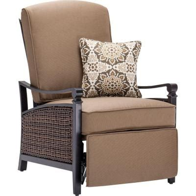 lazy boy outdoor recliner replacement cushions la z boy carson espresso all weather wicker outdoor luxury