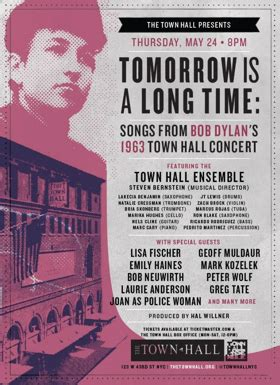 Cd Tomorrow Ensemble 1 town ensemble adds names to tomorrow is a time