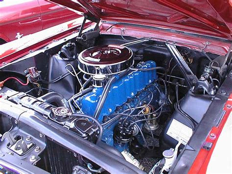 6 cylinder classic mustangs