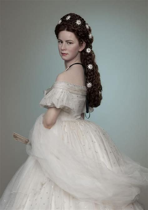 elisabeth emperatriz de austria hungaria 8408016210 wax figure of sisi empress elisabeth of austria from madame tussauds museum in vienna hair