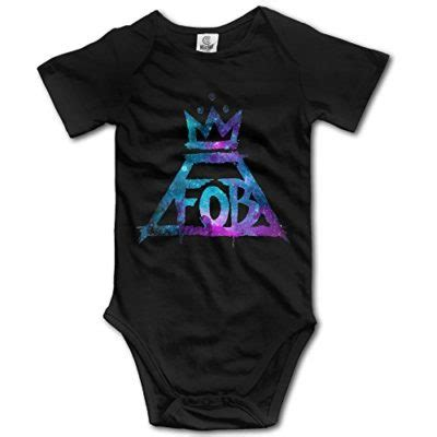 fall out boy the phoenix save rock and roll baby onesie