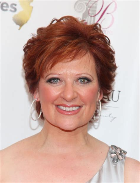 hairstyles of the real housewives more pics of caroline manzo short wavy cut 7 of 14