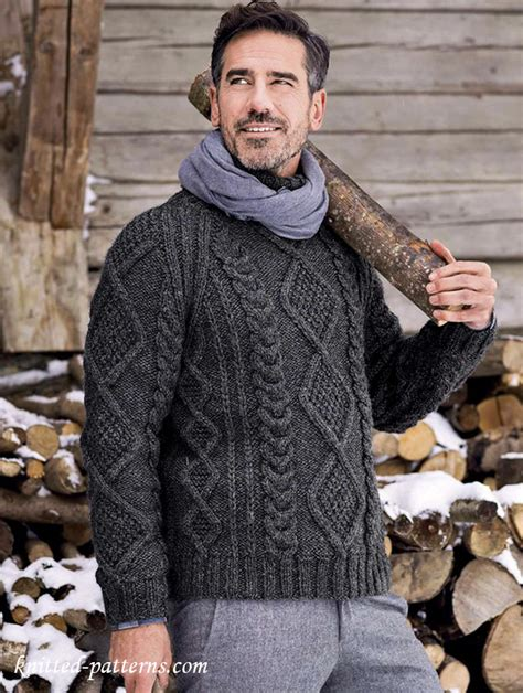 pattern for knitted roll neck sweater men s roll neck sweater knitting pattern