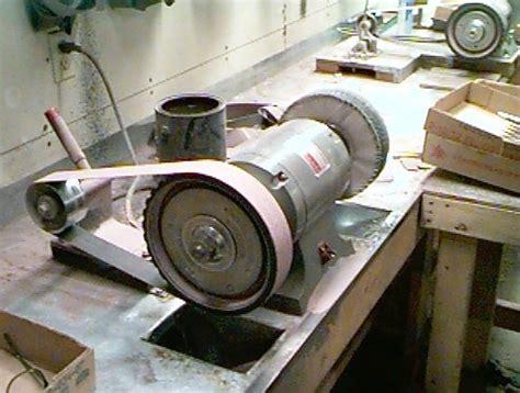bench grinder belt sander conversion homemade grinder tools and tool making bladesmith s