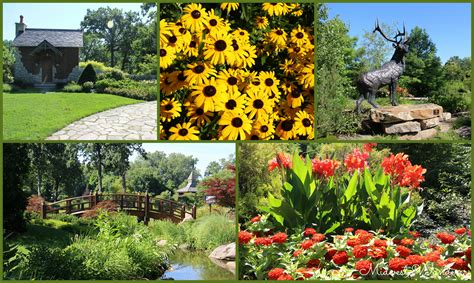 Wellfield Botanic Gardens by Following The Amish Country Heritage Trail Driving Tour