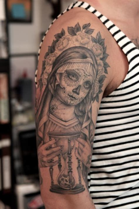 light grey tattoo 21 best images about skulls one on sugar