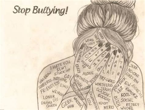imagenes faciles para dibujar del bullying 35 mejores im 225 genes sobre bullying drawings en pinterest