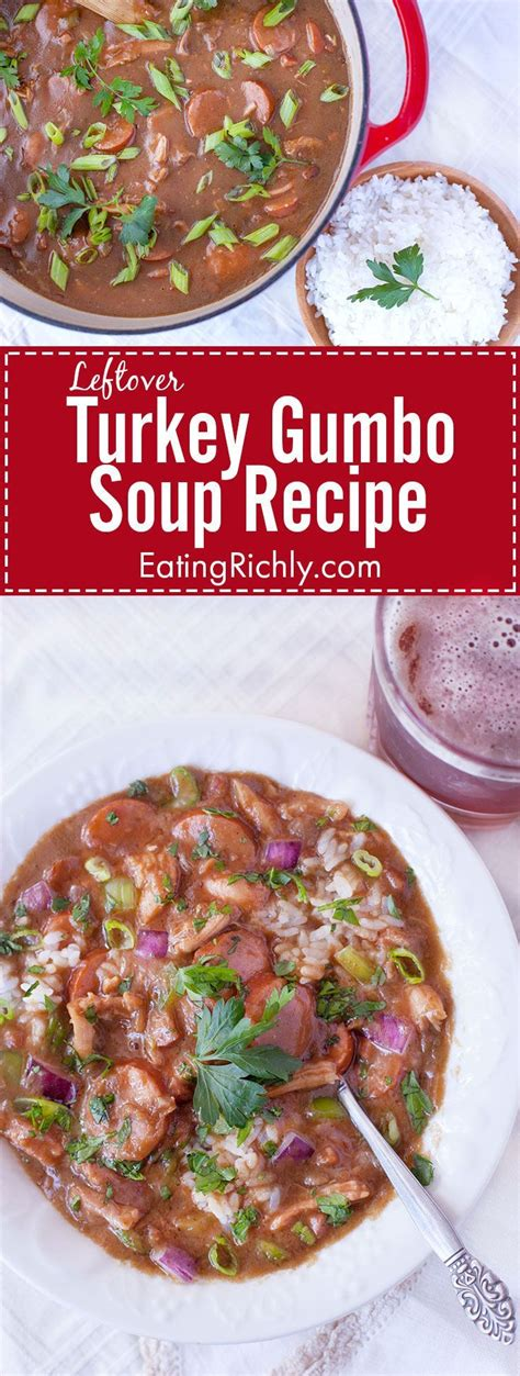 Can I Turkey Sausage During A Detox by 100 Gumbo Recipes On Gumbo Seafood Gumbo And