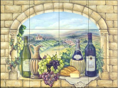 kitchen mural ideas decorative tile backsplash kitchen tile ideas tuscan