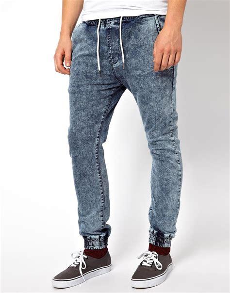 Fashion Muslim Celana Bahan Lava M jual celana joger pria bluesshop