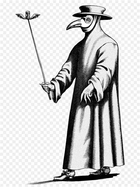 black death great plague  london plague doctor costume