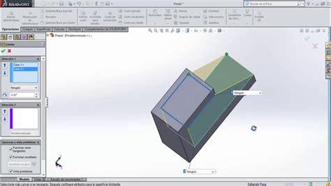 Tutorial De Solidworks | tutorial de solidworks barrido recubrimiento saliente