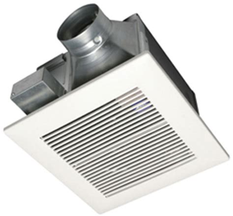 ducted exhaust fan bathroom bathroom ventilation ducts and fans internachi