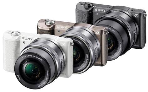 Kamera Sony Cx 5100 sony î 5100 â die kleinste systemkamera sony