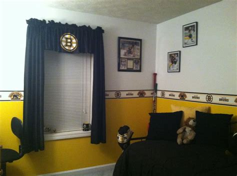 44 Best Hockey Room Ideas 17 Best Images About Boston Bruins Room Ideas On