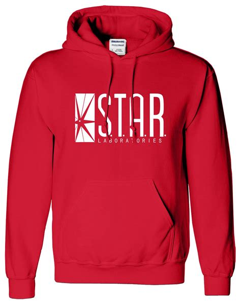 Sweater Laboratories Hitam 4hoodie laboratories inspired tv series s t a r labs hoodies hooded pullover sweat ebay