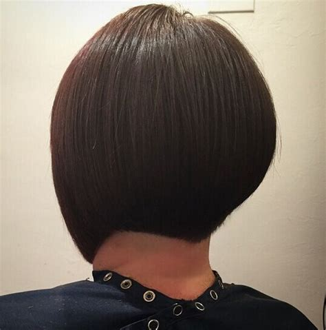 back of bob haircut pictures short bob haircut back view luxurious wodip com