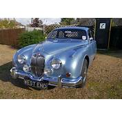 Jaguar 34 Mk2 1966 Manual Overdrive Classic Car
