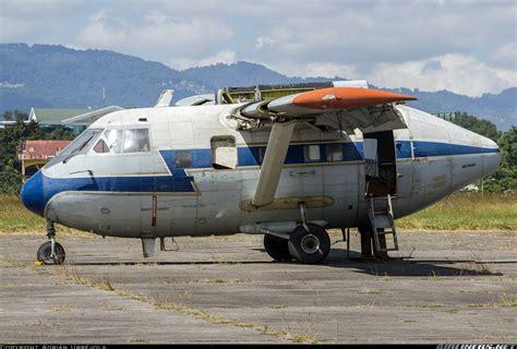 israel aircraft industries iai 201 arava guatemala air aviation photo 4684365