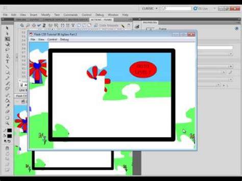 flash tutorial jigsaw puzzle flash tutorial request 77 jigsaw puzz levels youtube