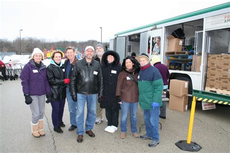 Algonquin Food Pantry by Lakewood School Mobile Food Pantry March 4 Rotary Club
