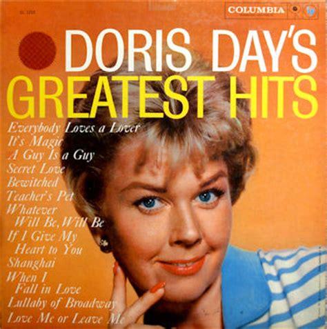 Piringan Hitam Doris Day Sings Great Hits columbia album discography part 8 cl 1200 to cl 1299 1958 1959