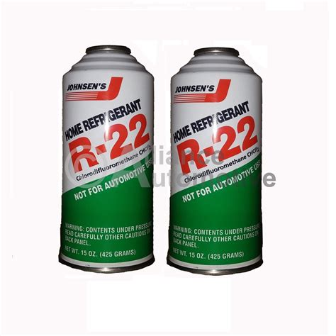 r22 r 22 refrigerant home ac air conditioning 15oz 2 cans