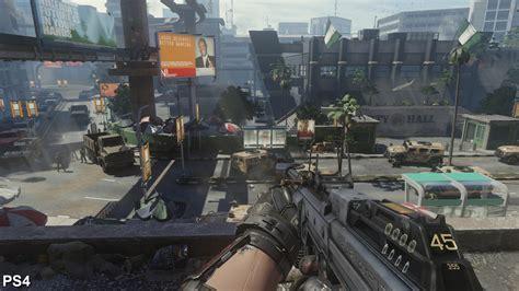 Ps4 Call Of Duty Advance Warfare call of duty advanced warfare ps4 vs xbox one screenshot