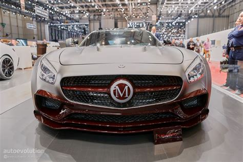 mansory cars mansory showcases its tuned mercedes cars and suv in geneva