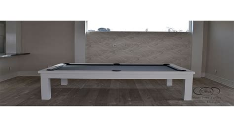 modern white pool table contemporary pool tables modern pool tables modern