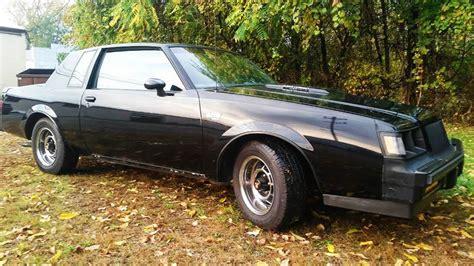 original to drive 1987 buick grand national